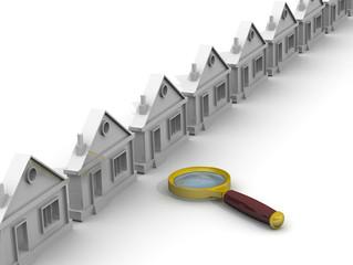 Концепция поиска и покупки недвижимости