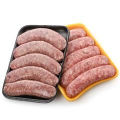 Raw Bratwurst