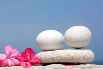 Round Pebbles in Balance