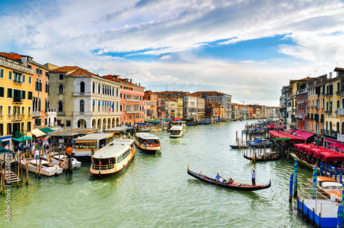 View of the Grand Canal, Venice - 53638641
