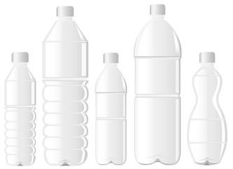 pet bottle bottle of water