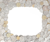 Australian money coin frame