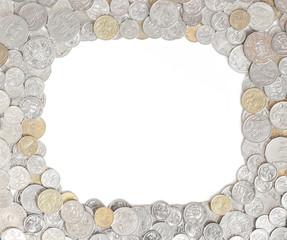 Australian money coin frame