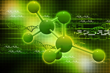 molecular and dna