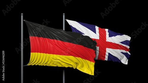 Relationship between Germany and UK