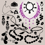 Jewelry Collection Vector 0056