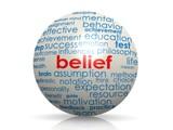 Belief sphere poster