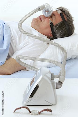 Apnées du sommeil - Matériel respiratoire