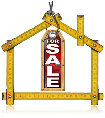House For Sale - Wood Meter Tool