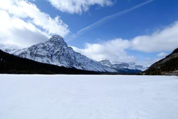 冬の水鳥湖(ウォーターファウル・レイク)