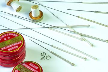 Akupunktur Nadeln