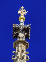 Wien. Österreich. Stephansdom
