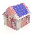 Solar energy savings pounds
