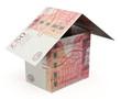 Money house pounds