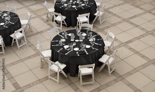 In de dag Buffet, Bar Banquet table service social event