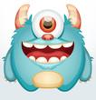Smiling Monster - 53658619