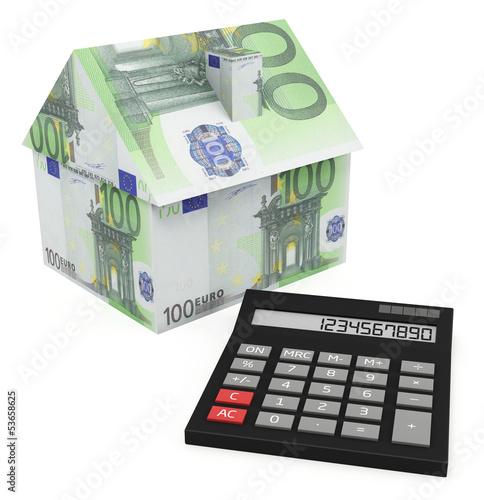 Mortgage calculator euro
