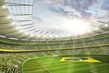 Fototapety Stadion Brasil 1