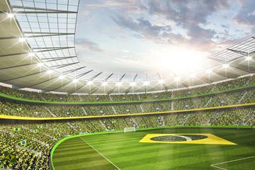 Stadion Brasil 1 © KB3