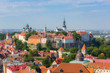 Tallinn Castle seen from Cathedral Bell Tower