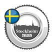 médaille Suède