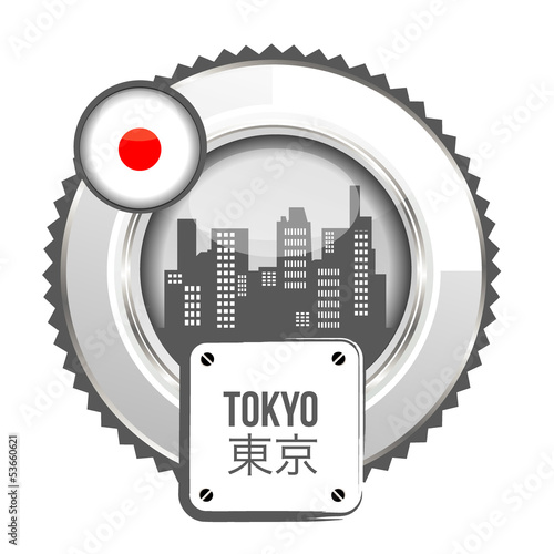 médaille Tokyo