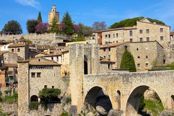 Besalu village (Catalonia)