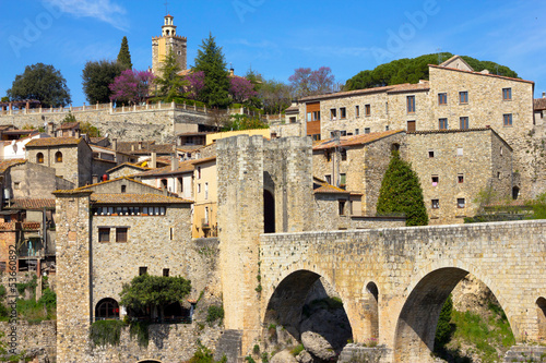 Besalu village (Catalonia)