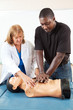 Adult Education - Teaching CPR
