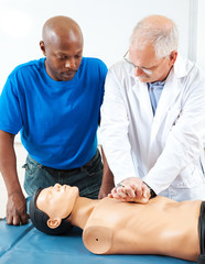 Adult Education - CPR Hands On