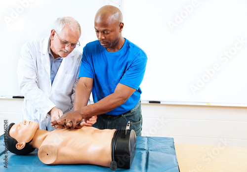 Adult Education - First Aid Training