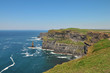 Falaise irlandaise: Moher