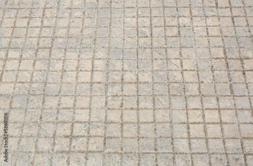 Texture di mattonelle quadrangolari