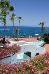 beautiful pools on the seacoast