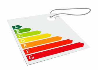 Energy efficiency label