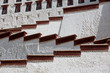 Detail of the Potala Palace, Tibet