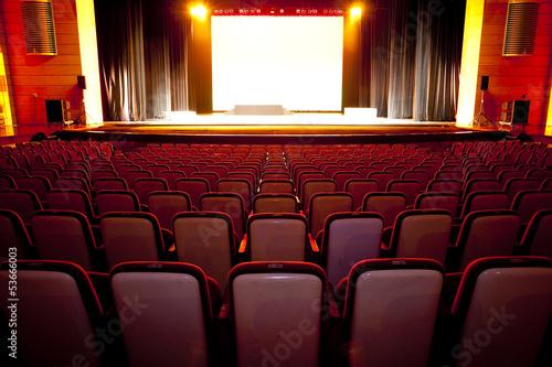 Papiers peints Opera, Theatre Theater Seat