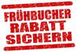 Frühbucher Rabatt Stempel  #130626-svg02