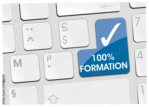 clavier 100% formation