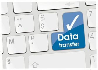 clavier data transfer