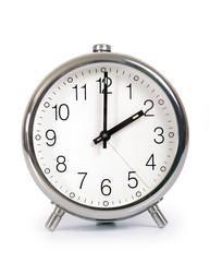 Alarm Clock, showing two o'clock