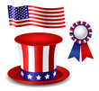 Patriotic item set