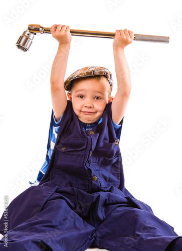 Little workman