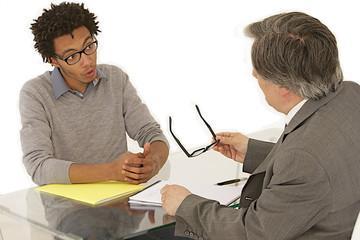 Candidat - Entretien d'embauche