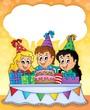 Kids party theme image 2