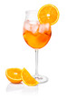canvas print picture - Aperol Spritz