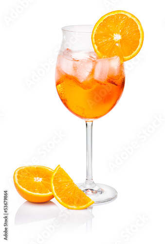 canvas print picture Aperol Spritz