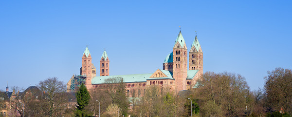 Kaiserdom in Speyer