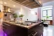 Cooker in modern kitchen