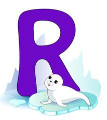 Alphabet, R Robbe